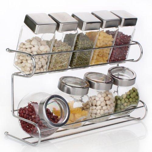 キッチンでの収納力に満足してますか?調味料収納はお困りでは?のサムネイル画像