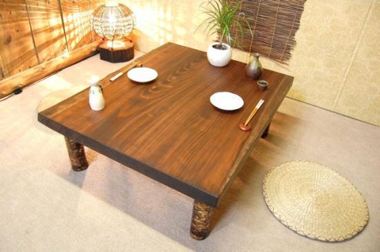 省スペースで便利!人気の折りたたみの座卓をご紹介します。のサムネイル画像