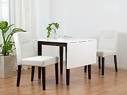 狭い部屋でも♪折りたたみ式で憧れのダイニングテーブル生活を♪のサムネイル画像