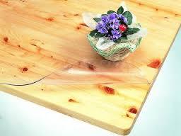 透明のビニールテーブルクロスを使うことで、より便利な生活を!のサムネイル画像