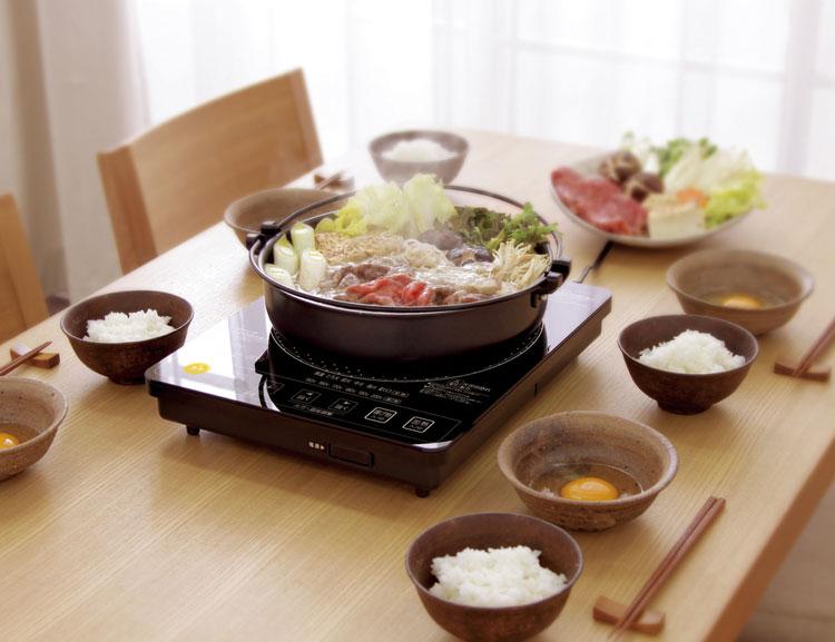 選んで賢く調理!ih卓上コンロの選び方とおすすめをご紹介します!のサムネイル画像