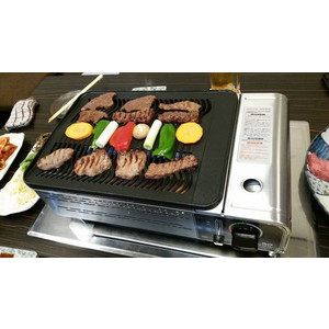 お家で焼き肉も安心!煙の出ない焼き肉用機器をご紹介します!のサムネイル画像