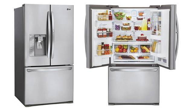 こんなにも種類があったの?ステキなデザインの冷蔵庫がたくさん♡のサムネイル画像
