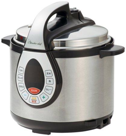 以外と知らないおすすめ調理器具「電気圧力鍋」のおすすめまとめのサムネイル画像