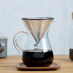 素敵なコーヒータイムを。おすすめのコーヒードリッパーです!のサムネイル画像
