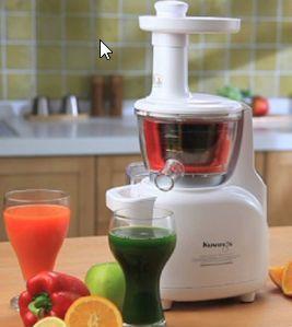 毎日の健康に欠かせない野菜ジュースが作れる日本製ミキサー紹介のサムネイル画像