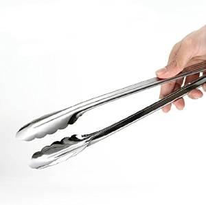 こんな使い方知ってる?日常生活で便利に使えるトングの使い方!のサムネイル画像