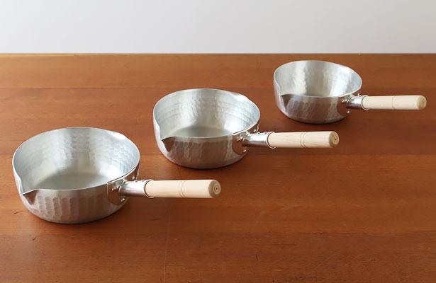 安くて軽い!お料理に重宝する雪平鍋の気になる便利な使い方!のサムネイル画像
