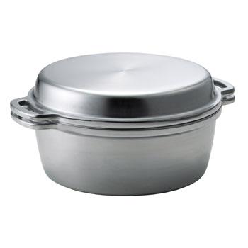 無水鍋ってなに!?すごすぎて今すぐ使いたくなる日本製の無水鍋!のサムネイル画像
