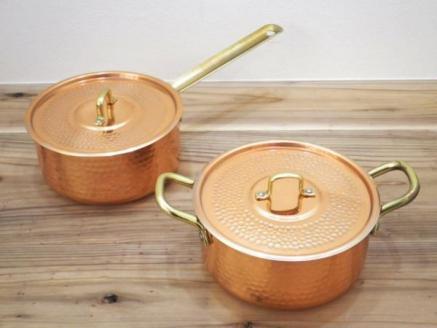 あると実は便利!!銅鍋の正しい使い方とちょっとした豆知識のサムネイル画像