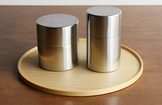 こんなにある!オシャレな茶筒と、茶筒の使い方を紹介します。のサムネイル画像