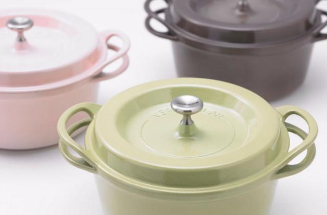 おしゃれで可愛い♪機能性抜群!日本製ホーロー鍋のすすめ!!のサムネイル画像