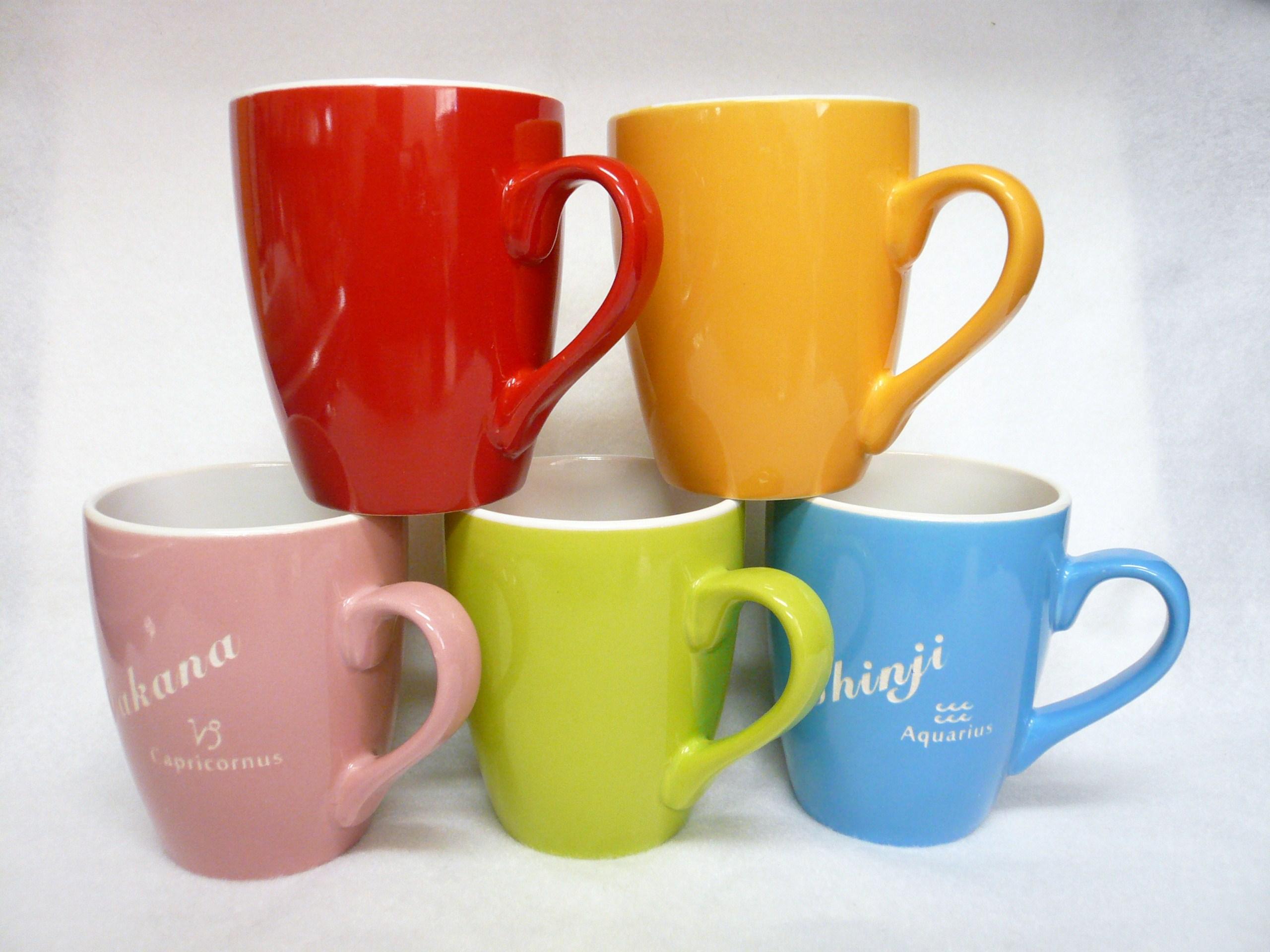 インテリアにも◎毎日がもっと楽しくなるマグカップの使い方!のサムネイル画像