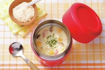 冷たいスープもあったかいスープも♪スープジャーの徹底比較!のサムネイル画像