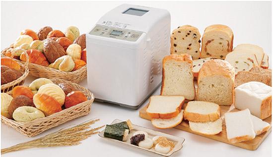 できたてパンを食べたい!どれがいいの?ホームベーカリー徹底比較のサムネイル画像
