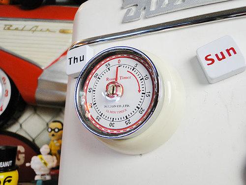 雑貨でキッチンをおしゃれに!おしゃれなキッチンタイマー集合!のサムネイル画像