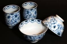 素敵!有田焼の茶碗!毎日使う茶碗だからこだわりたい有田焼の茶碗!のサムネイル画像