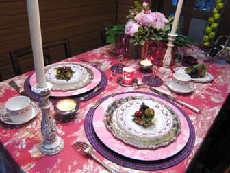 クリスマスを素敵に演出!おすすめのクリスマスのテーブルクロスのサムネイル画像