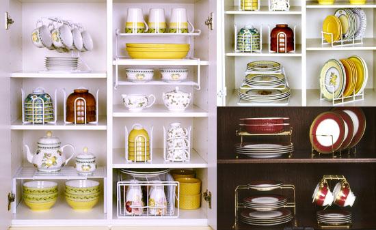 ごちゃごちゃしてた食器棚は今日でさよなら!きれいに見せる収納術のサムネイル画像