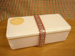 鞄にスッキリ入れたいあなた!一段タイプのお弁当箱はいかがですか?のサムネイル画像