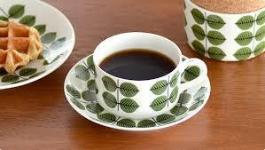 おしゃれな午後のコーヒーブレイクに!コーヒーカップ&ソーサーのサムネイル画像