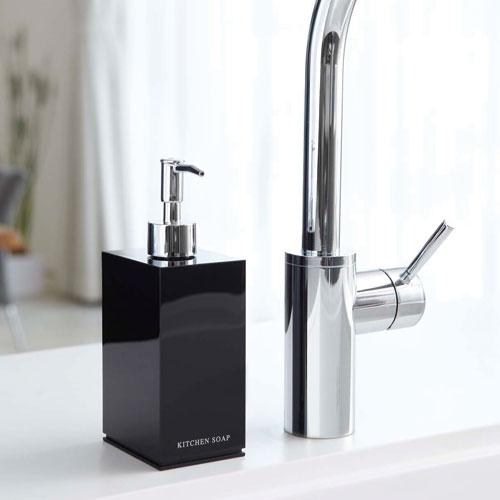 キッチンをオシャレにするならコレを使おう!洗剤用ディスペンサーのサムネイル画像